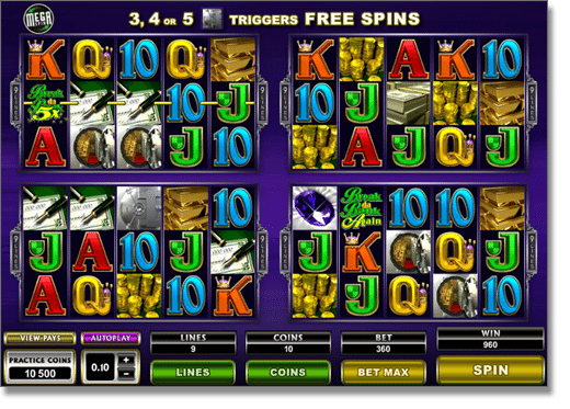 Break da Bank Again Online Pokies