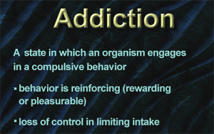 Pokies addiction
