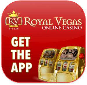 Royal Vegas Casino app