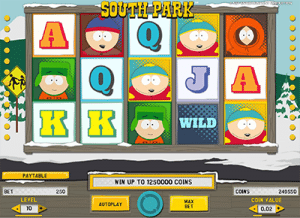 South Park online slot