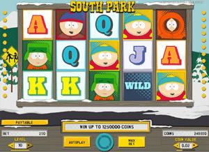 South Park pokies