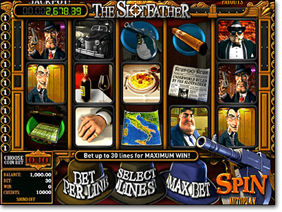 The Slotfather pokies