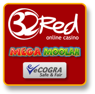 32Red Online slots casino