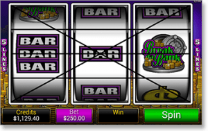 Break Da Bank High Stakes Mobile Pokie