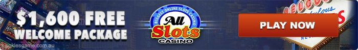 All Slots Casino pokies welcome bonuses