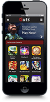 Play Mobile slots at Guts.com