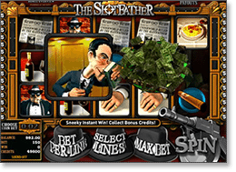 Play Slotfather 3D at Guts.com