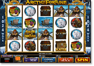Play Arctic Fortune at Royal Vegas Casino