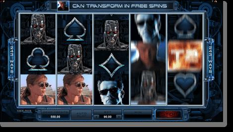 Platinum Play Casino Terminator 2