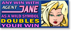 Agent Jane Blonde Wild Multiplier Slot at All Slots Casino