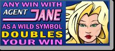 Agent Jane Blonde Wild Multiplier Slot at All Slots Casino