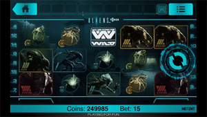 Aliens mobile pokies