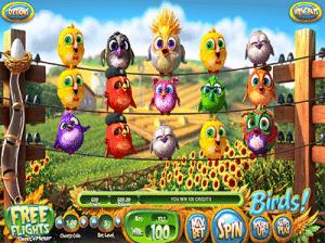 BetSoft Birds slot