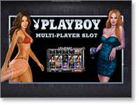 Microgaming Playboy Multiplayer Online Slot