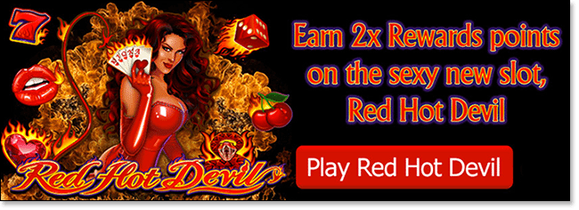 Red Hot Devil 2x Rewards at Royal Vegas
