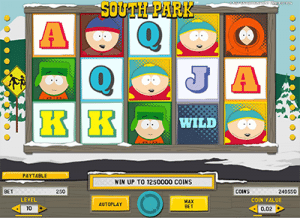 South Park by NetEnt