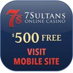 7 Sultans mobile casino