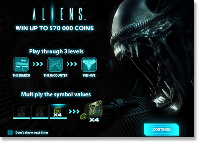 Aliens Pokie