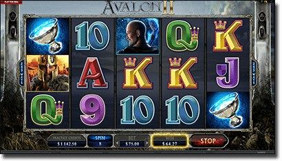 Avalon II Online Pokies Real Money