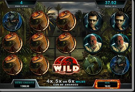 Jurassic-Park Wild