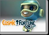 NetEnt Cosmic Fortune Progressive Slot