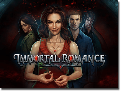 Immortal Romance Real Money Online Pokies
