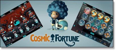 Cosmic Fortune by Net Ent