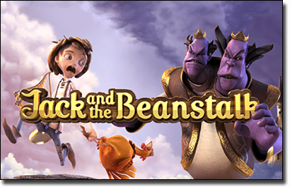 Jack and the Beanstalk Pokies @ Thrills Casino