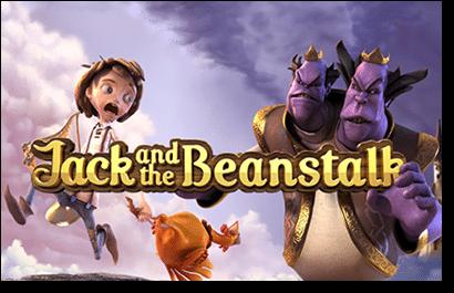 Jack and the Beanstalk Pokies @ Thrills Casino