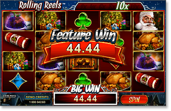 Secret Santa 1024 Ways Online Slot