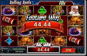 Secret Santa 1024 Ways Online Slot