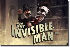 The Invisible Man - Real Money Online Slots at G'Day Casino