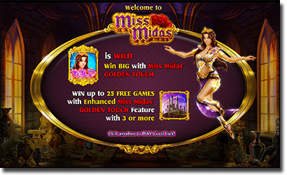Miss Midas - Real Money Online Pokie for Aussies