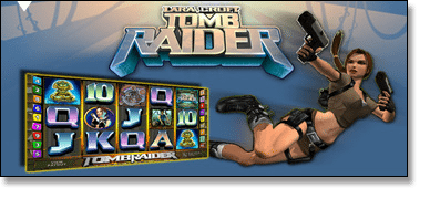 Lara Croft Tomb Raider - Online pokie