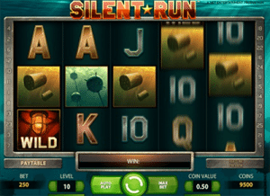 Silent Run by NetEnt