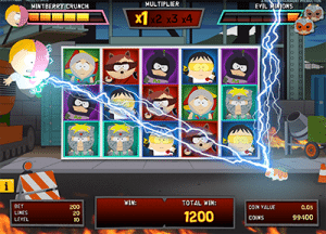South Park Reel Chaos pokies