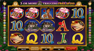 Starlight Kiss Microgaming slot