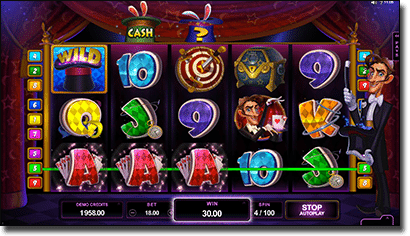 Play Rabbit in the Hat online pokies