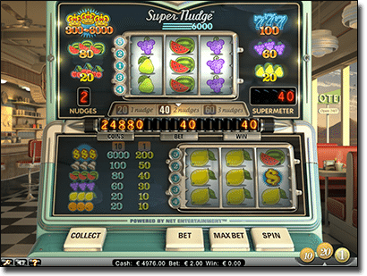 Play Super Nudge 6000 for real money