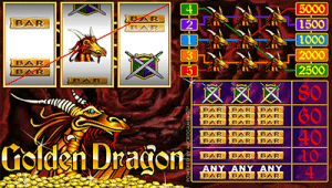 Golden Dragon chinese slot
