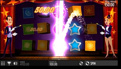 Magicious online slots
