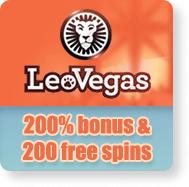Leo Vegas pokies games