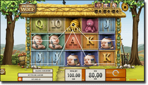 Big Bad Wolf - Animal-themed online slots