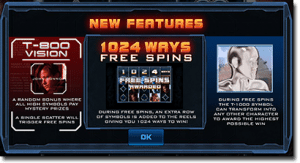 Free spins bonus feature in online pokies
