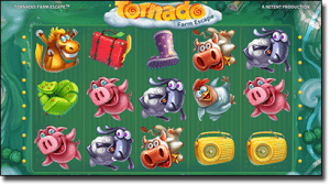 Tornado Farm Escape online video pokies