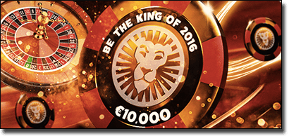 Leo Vegas New Years 2016 player bonuses