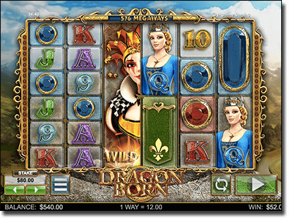 Dragon Born online pokies