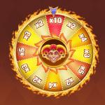 Fire Joker bonus wheel
