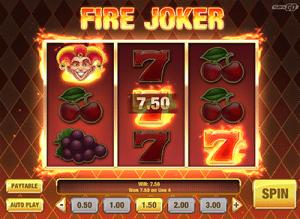 Fire Joker pokies