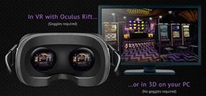 Virtual reality pokies